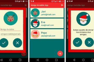 Jogue os aplicativos secretos de amigos