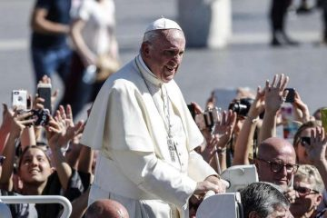 Aplicativo com os Cânticos da Missa do Papa no Chile