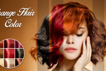 Conheça a melhor aplicação para mudar a cor do cabelo
