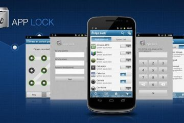 Proteja os dados particulares do seu dispositivo Android com AppLock