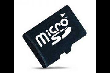 Como reparar um MicroSD danificado de maneira simples