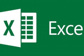 Atalhos de teclado para Excel no Windows