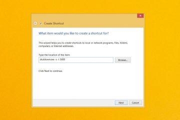 Como programar a ativação e desativação automática no Windows 10?