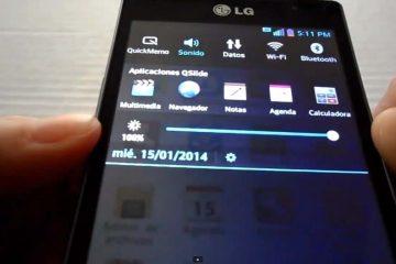 Como colocar a barra de notificação transparente no Android 4.3 e 4.4