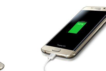 Como calibrar a bateria do Samsung Galaxy S6
