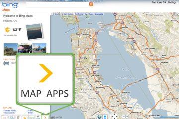 Bing Maps renova adicionando informações em tempo real