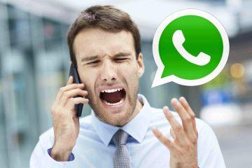 Como bloquear chamadas do WhatsApp no Android passo a passo