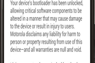 Deseja saber se o bootloader está desbloqueado?