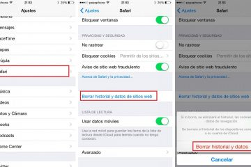 Como limpar o cache do Safari no Mac, iPhone ou iPad