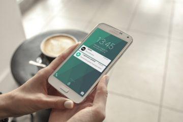 Como forçar o poder de um celular Android