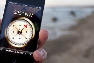 Como calibrar a bússola no Android