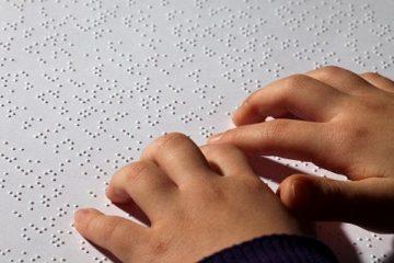 É assim que o sistema Braille funciona