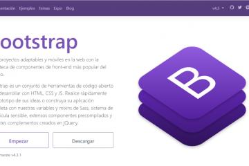 Tutorial para começar a usar o Bootstrap
