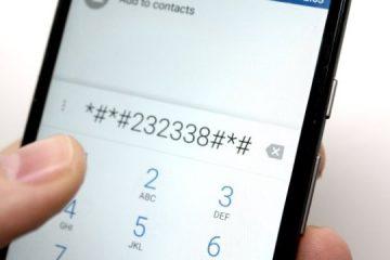 TODOS os códigos secretos do Alcatel One Touch
