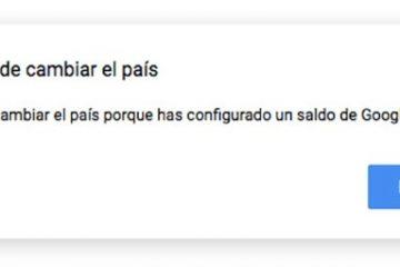 Como mudar de país no Google Play