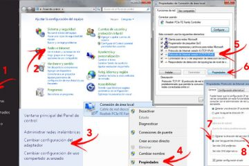 Como alterar e configurar o DNS no Windows 7? Guia passo a passo