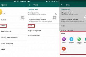 Como alterar o papel de parede do WhatsApp Messenger no Android e iOS? Guia passo a passo