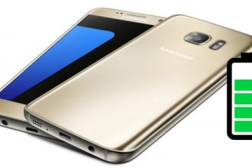 Tutorial passo a passo para trocar a bateria do Galaxy s7