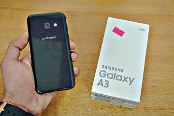Como saber se o seu Samsung A3 é Original ou Falso?