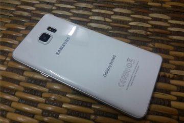 Conheça os verdadeiros recursos do chinês Samsung Galaxy Note 5