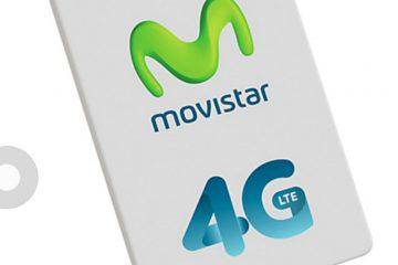 Como saber o número de um chip Movistar