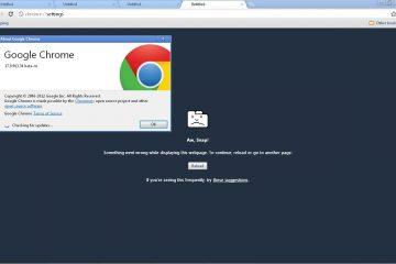 O Google Chrome não abre páginas no Android, o que faço?