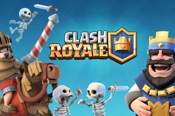 Como mudar o nome no Clash Royale