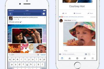 Como comentar no Facebook usando GIFs