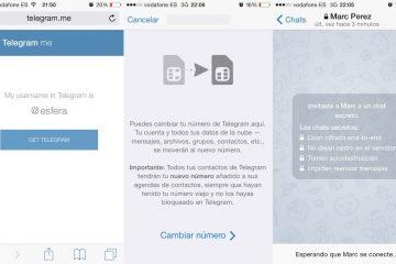 Como criar um bate-papo secreto no telegrama para conversar com amigos em particular?