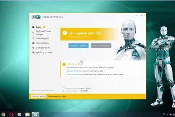 Como ativar o ESET Nod32 Antivirus