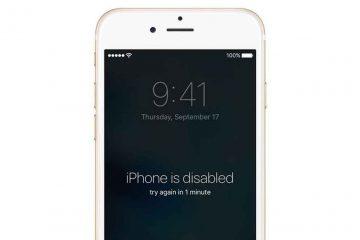 Como ativar um iPhone bloqueado facilmente