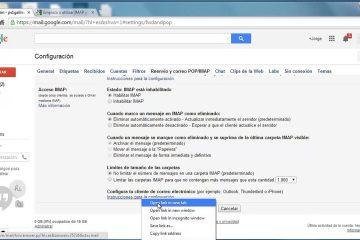 Como atualizar o Gmail para a versão mais recente