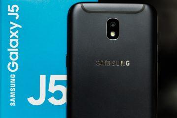 Como aumentar o volume de um celular Samsung Galaxy J5