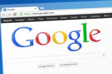 Como limpar o histórico de pesquisa do Google no seu PC?
