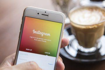 Como mudar o Instagram de negócios para pessoais