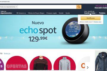 Como excluir uma conta Amazon