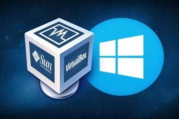 Como criar uma pasta compartilhada com o VirtualBox