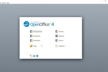 Como criar um gráfico no Windows com o Open Office