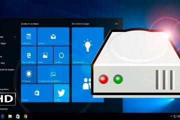 Como criar ou criar uma partição de disco rígido no Windows?