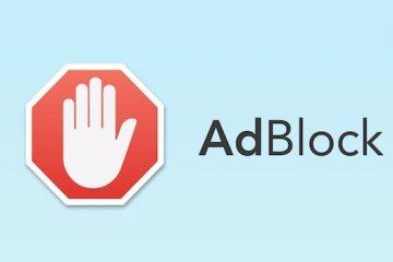 Como desativar o AdBlock no Chrome, Firefox e Safari