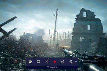 Como desativar a barra de jogos no Windows 10