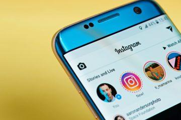 Como baixar um vídeo do Instagram