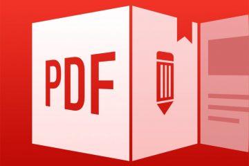 Como editar um documento digitalizado em PDF ou Word