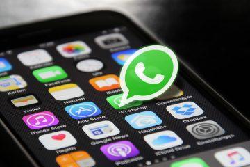 Como remover o visto de um status do WhatsApp