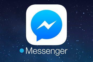 Como excluir um contato no Messenger
