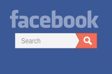 Como encontrar alguém no Facebook sem saber seu nome