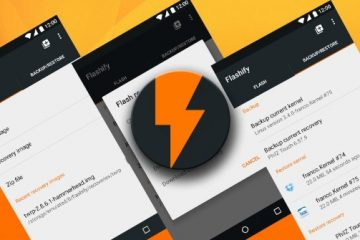 Como Flash ROM com o Flashify Rápido e Fácil