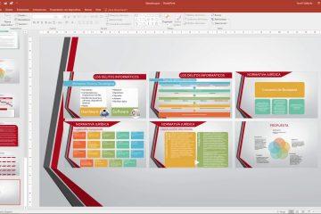 Como criar um índice no PowerPoint