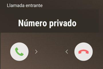 Como identificar quem me chama com número desconhecido