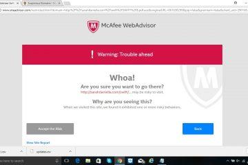 Como ativar o McAfee Antivirus